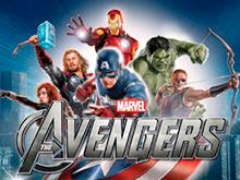 The Avengers Slot