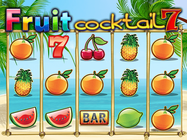Fruit Cocktail 7 Slot