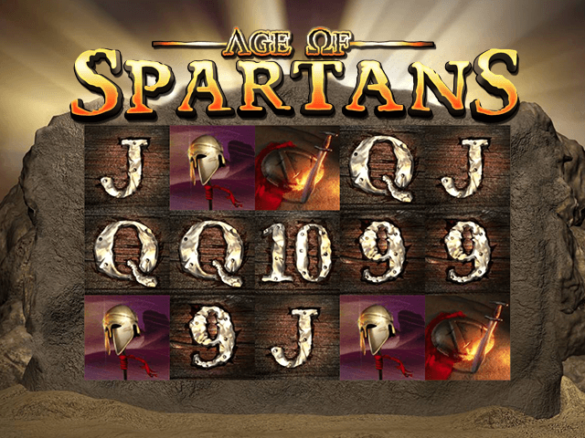 Age Of Spartans Slot