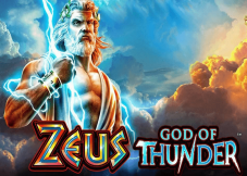 Zeus God of Thunder